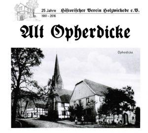 Geschichtliche Wanderung durchs Westendorf
