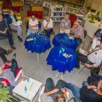 """Viele gute Vorschläge engagierter Bürger: """"Ideen zur Zukunft der Bücherei"""""""