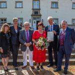 Bundesverdienstkreuz für Marie-Luise Wehlack: Einsatz für Völkerverständigung