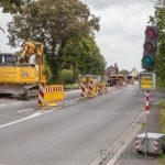 Neue Trinkwasserleitung: Baustelle wandert bis März 2018 nach Hengsen