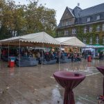Erste Wetterpleite für den Streetfood-Markt