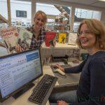 Entwicklung der Gemeindebibliothek durchaus positiv