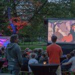 Kinoabend des Ortsjugendrings im Emscherpark ein Volltreffer