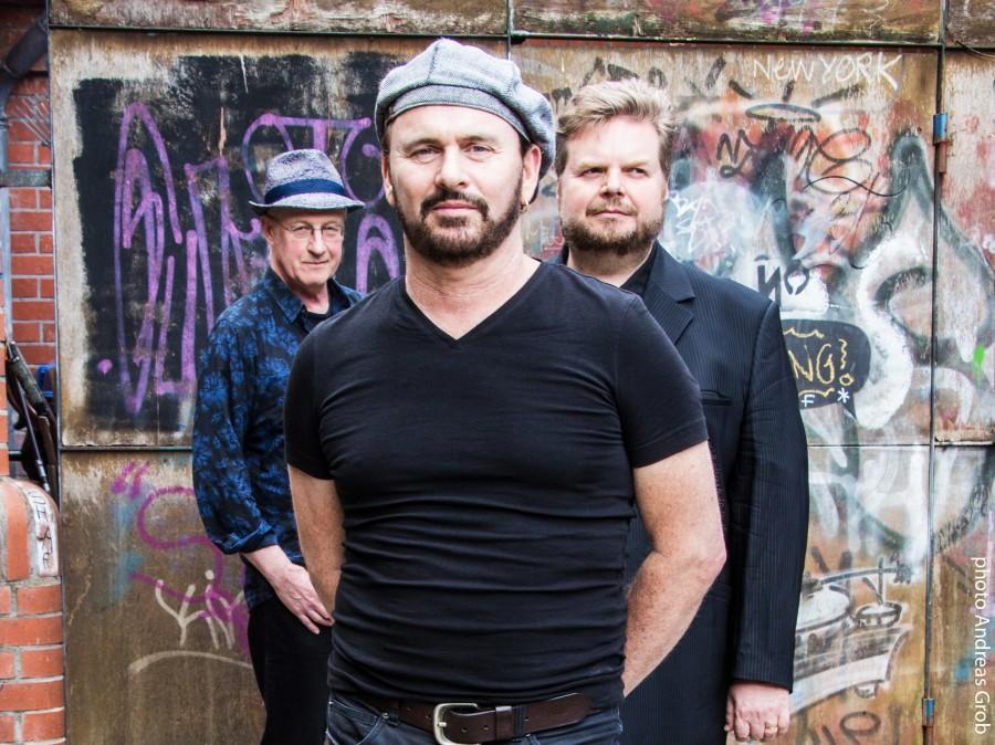 Gastieren auf Haus Opherdicke: die Dave Goodman Band - (Foto © Dave Goodman Band)