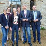 Landrat lud zum Austausch: Selbsthilfe-Empfang auf Haus Opherdicke