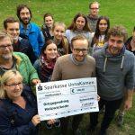 Bürgerblock dankt Ortsjugendring mit 500-Euro-Spende