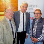 Hubert Hüppe (MdB) bei Senioren Union zu Gast