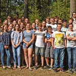 Auf Elchtour mit der Ev. Jugend Holzwickede und Opherdicke