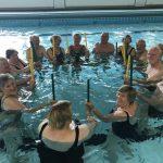 HSC startet Wassergymnastik: Noch Plätze frei
