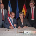 Zum 40-jährigen Bestehen: Holzwickede und Louviers erneuern Partnerschaft