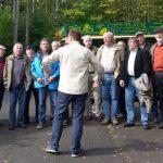 """Ausflug des MGV """"Eintracht"""" Hengsen nach Attendorn"""