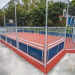 Ortsjugendring organisiert Turnier auf Multisportanlage