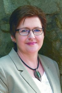 Die Unnaer Krimi-Autorin Astrid Plötner. (Foto: privat)