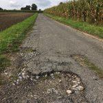 FDP fordert zeitnahe Sanierung der Wirtschaftswege im Außenbereich
