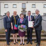 Bundesverdienstkreuz für einen überzeugten und engagierten Europäer
