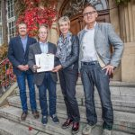 Jubiläum für ein Urgestein im Rathaus: Rudi Grümme 40 Jahre im Dienst