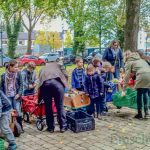 Erntedank: Kinder der Dudenrothschule spenden Lebensmittel an Unnaer Tafel