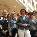 Ministerin nennt ein zentrales Ziel: Erwerbsquote von Frauen erhöhen