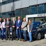 Neue Dienstfahrzeuge: Kreis Unna setzt weiter auf E-Mobilität