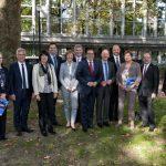 Landrat reist nach Brüssel: Ziel ist die Fortsetzung der EU-Förderpolitik