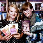Autorenlesung mit Amelie Murmann und Felicitas Brandt in der Bibliothek