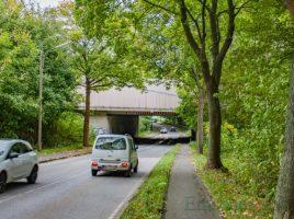 Die A1-Brücke in Fahrtrichtung Bremen wird abgebrochen: Deshalb wird die Holzwickeder Straße (K 29) am kommenden Wochenende auch wieder für Fußgänger und Radfahrer komplett gesperrt. (Foto: P. Gräber - Emscherblog.de)