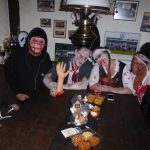Halloween-Party im Ballhaus