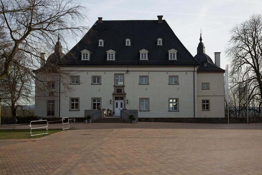 Aktuelle Ansicht von Haus Opherdicke. (Foto: P. Gräber - Emscherblog.de)