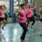 """HSC-Gesundheitssport hilft mit Fitness-Training im Kampf gegen """"Pölsterchen"""""""