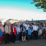 CDU-Bürgerfahrt: Goldener Oktober lockte von der Emscher an die Maas