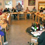 Weinprobe in der Senioren-Begegnungsstätte