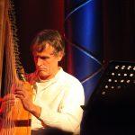 WeltMusik MusikWelt: Harfenist Tom Daun entführt seine Zuhörer ins alte England