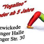 HSC bietet Yogalino an: Yoga für Kinder ab fünf Jahren