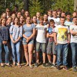 Sommerfreizeit 2018 mit der Ev. Jugend in Schweden