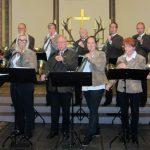 Einzigartige Atmosphäre bei Hubertus-Messe