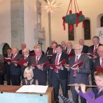 MGV Eintracht Hengsen bereitet sich auf Weihnachten vor