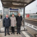 """""""Tor zum Flughafen"""": Bahnhof Holzwickede modernisiert und endlich barrierefrei"""