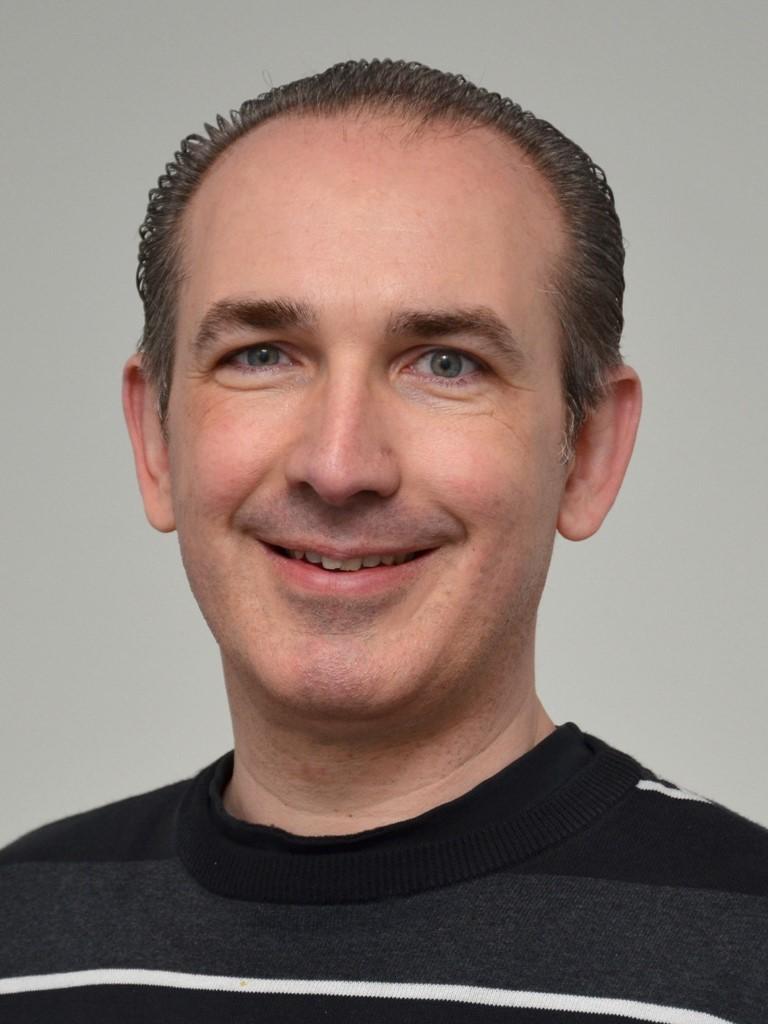 Michael Arnold von der Straßenverkehrsbehörde. Foto: B. Kalle – Kreis Unna