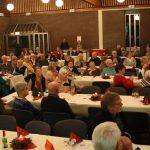 Forum gut gefüllt bei Vorweihnachtsfeier der Senioren