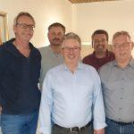 Vorstand des MSC Holzwickede im Amt bestätigt