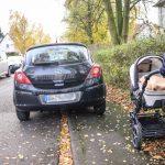 """Serie """"Verkehrsregeln aufgefrischt"""": Parken auf dem Gehweg"""