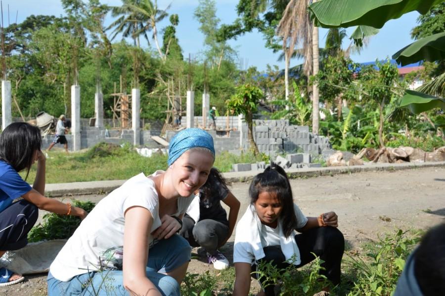 Die Kolping Jugendgemeinschaftsdienste suchen noch junge Leute ab 17 JHahren für ein Workcamp auf den Philippinen im Sommer 2018. (Foto: Kolping Jugendgemeinschaftsdienste)