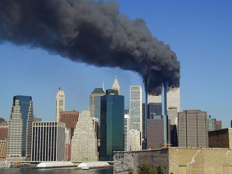 Nach dem Terroranschlag auf das WTC am 9. September 2001 geriet Marcel Krass in das Visier der Ermittler: Er hatte Kontakt zu einem der Todespiloten. (Foto: Michael Foran - Wikimedia Commons - licensed CY-SA 3.0)
