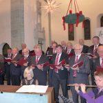 MGV Eintracht Hengsen: Lieder aus über 20 Jahren Opherdicker Adventskonzerte