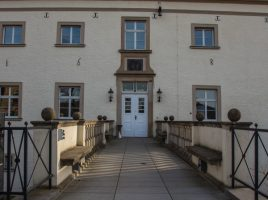 Auffphrungsort der kammermuskalischen Reihe des Kreises Unna: das Haus Opherdicke. (Foto: P. Gräber - Emscherblog.de)