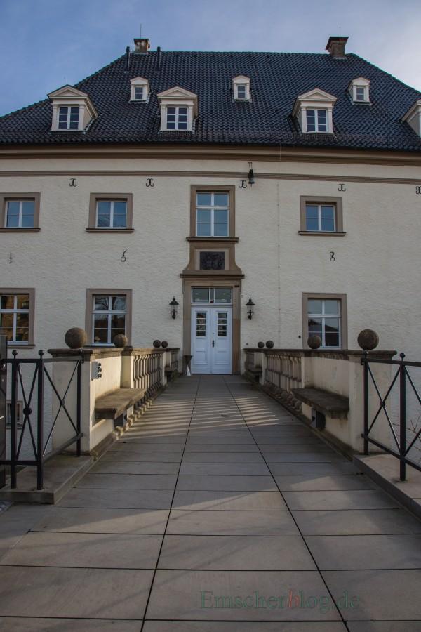 Das Museum Opherdicke ist Stempelstelle für die Emscher Route in Holzwickede. (Foto: . (Foto: P. Gräber - Emscherblog.de)