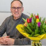 Christian Grimm - seit 25 Jahren sind Zahlen im Rathaus seine Welt