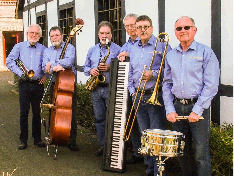 Die Dusty Lane Jazz Band gastiert auf Haus Opherdicke. (Foto: privat)
