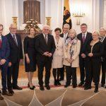 Deutsch-Französische Gesellschaften zeichnen Bundespräsidenten aus