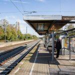 Grundlegende Sanierung des Treppenaufgangs am Bahnhof nötig